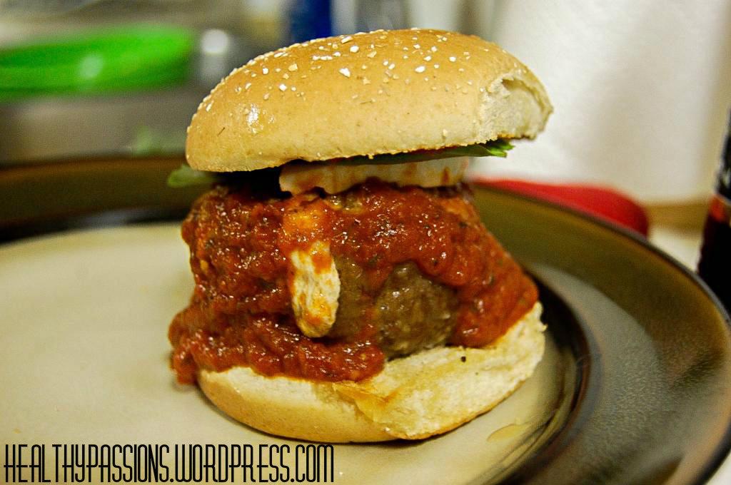 Italian Meatball Sliders | Healthypassions